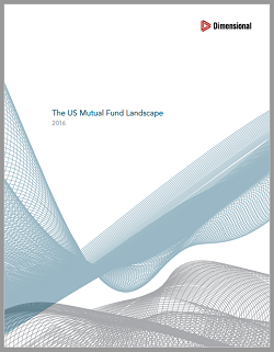 US Mutual Fund 2016 Brochure